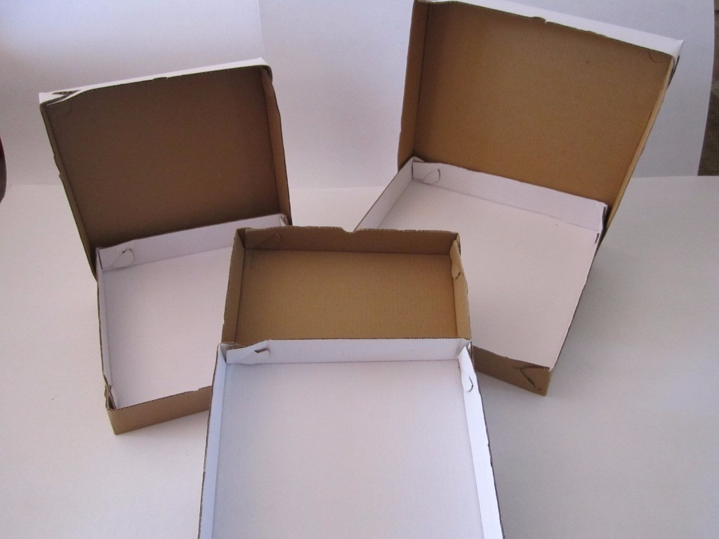 Caixa De Esfiha