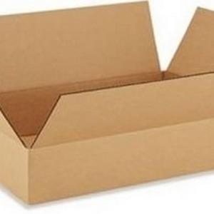 Caixa de papelão preço