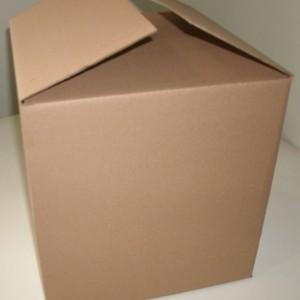 Caixa de papelão para comprar
