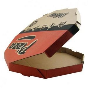 Papelão para caixa de pizza
