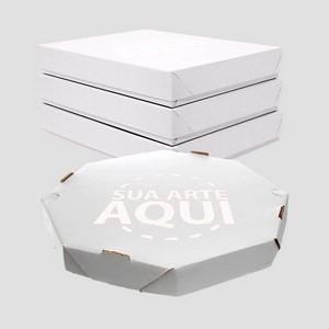 Caixa de pizza valor