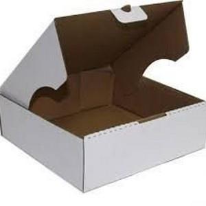 Caixa de papelão para bolo