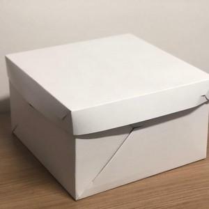 Caixas para bolos e salgados