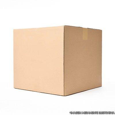 Caixa de papelão embalagem