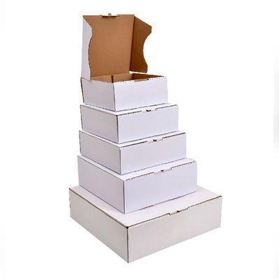 Caixa para transportar bolo